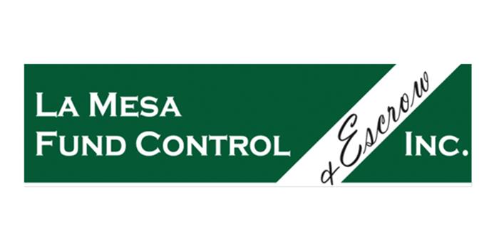 La Mesa Fund Control Logo